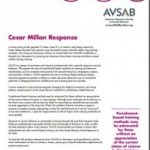 AVSAB Position Statement